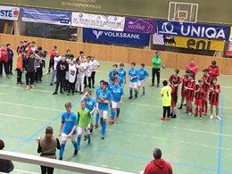 U14: Super 2. Platz beim Turnier in Wolkerdorf