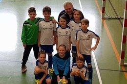 Auersthal U10: Turniersieger in Lassee