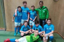 Auersthal U14: Turniersieger in Obersdorf