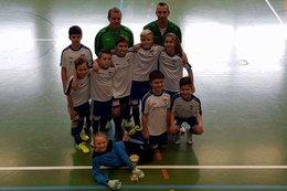 2. Platz unserer U11-Mannschaft beim Turnier in Lassee